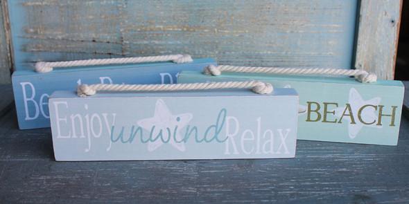 Enjoy, Unwind, Relax