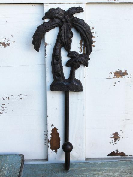 Palm Tree Metal Hook