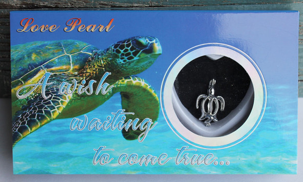 Sea Turtle Love Pearl