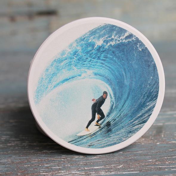 Surfer in Wave