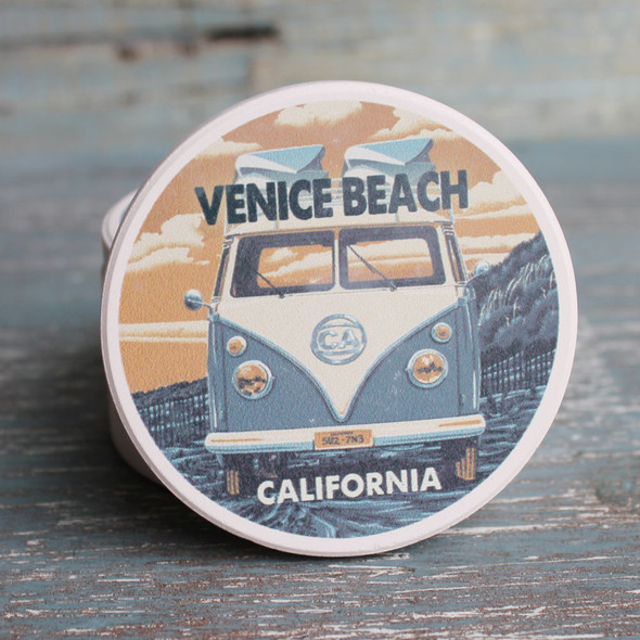 Venice Beach VW Van Car Coaster