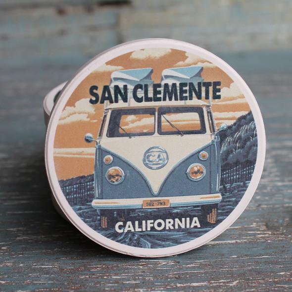 San Clemente VW Van
