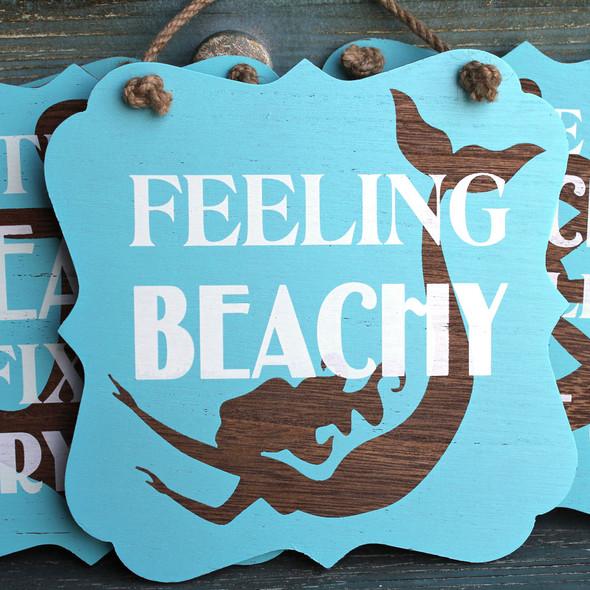 Feeling Beachy - Mermaid