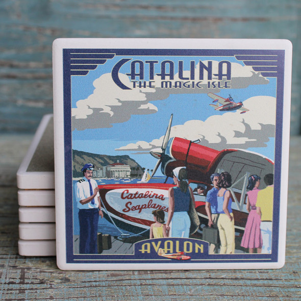 Catalina Seaplane Coaster