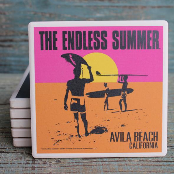 The Endless Summer Avila Beach Coaster
