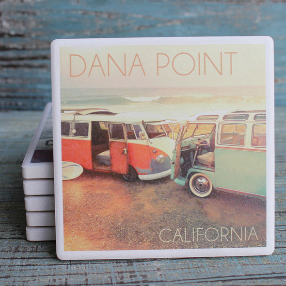 Dana Point VW Vans Coaster