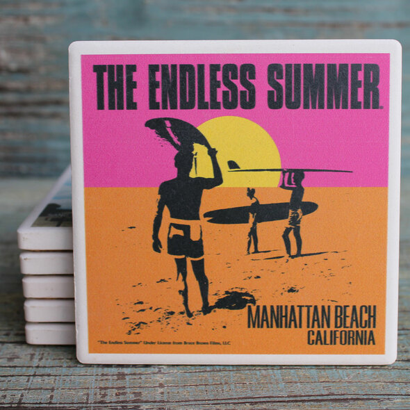 Manhattan Beach The Endless Summer Coaster