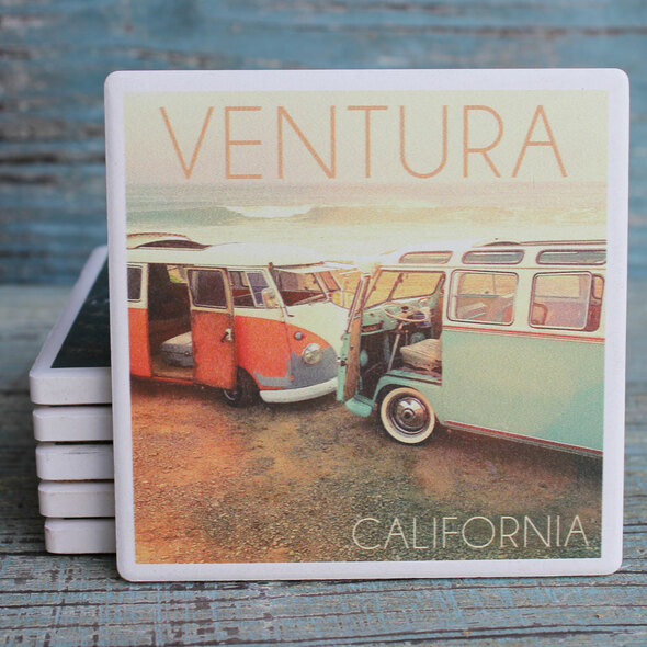 Ventura VW Vans Coaster