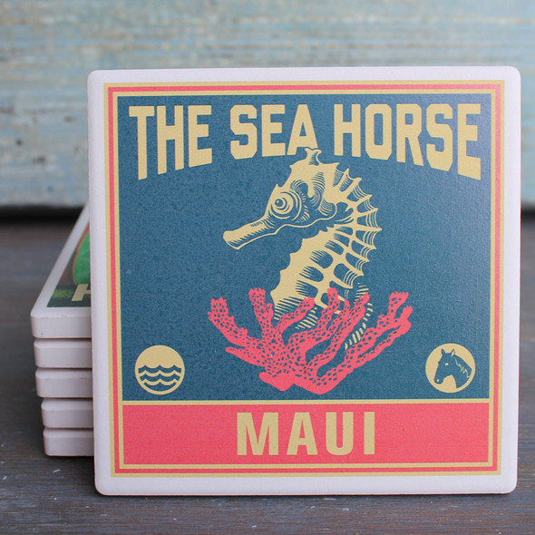 The Sea Horse Maui coaster