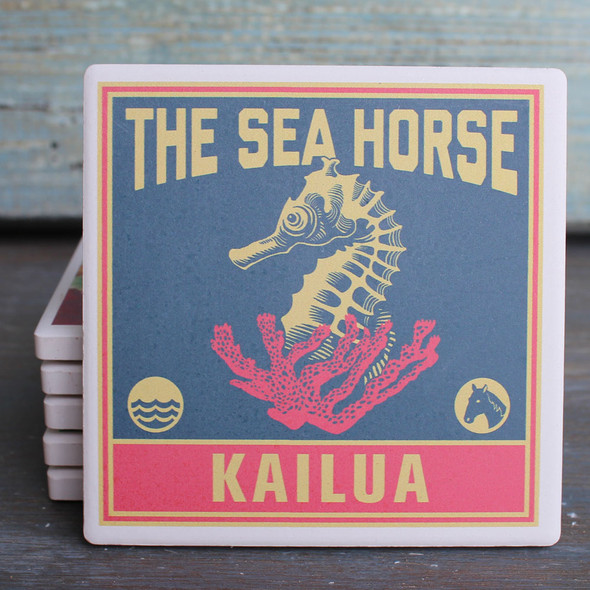 The Sea Horse Kailua coaster