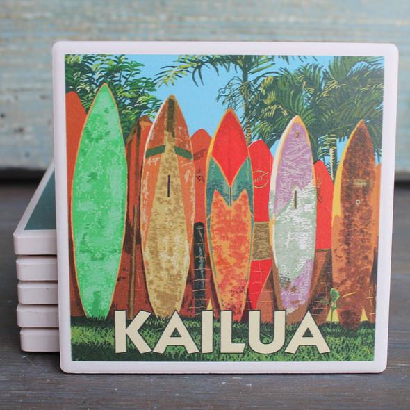 Kailua Surfboard Fence