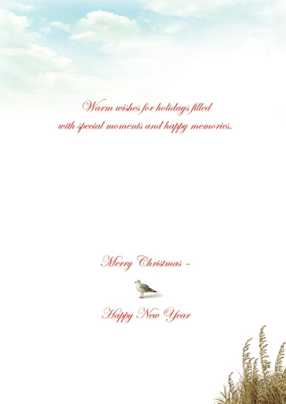 Warm wishes for holidays filled with special moments and happy memories. Merry Christmas – Happy New Year
