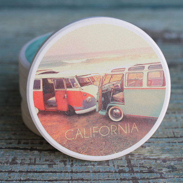 Volkswagen Vans Car Coaster