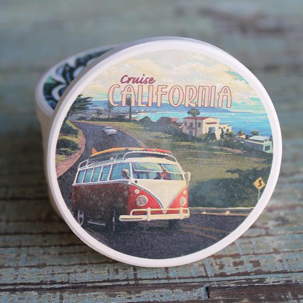 California Cruisin' Car Coaster