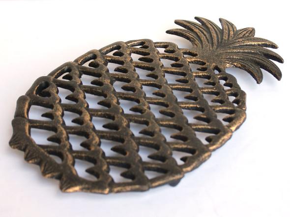Pineapple Cast Iron Trivet