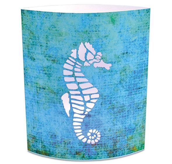 Sea horse LED Lantern