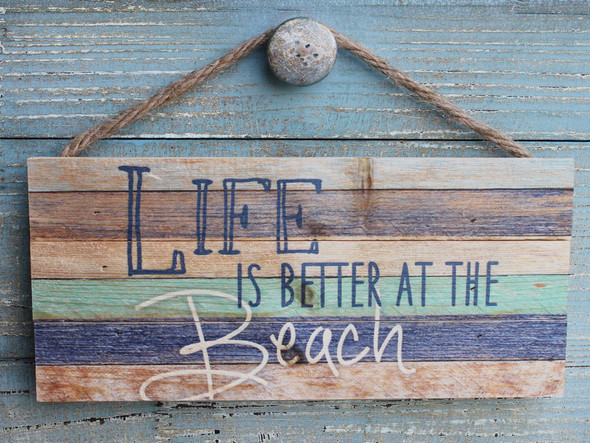 Life is Better at the Beach