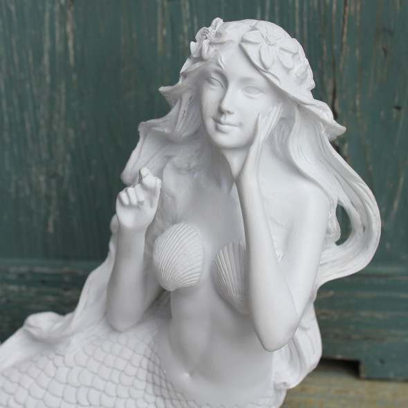 Relaxing Mermaid Figure