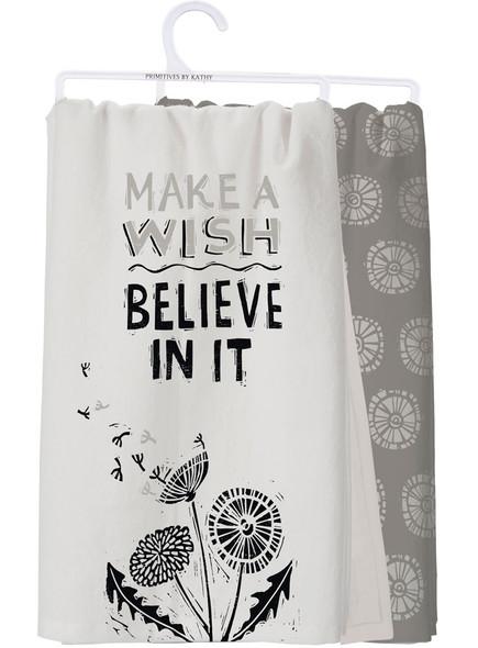 Make a Wish - Believe in It