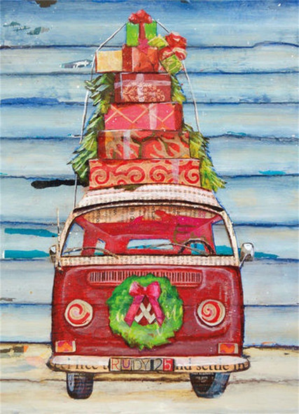 VW Gifts Christmas Cards Wishing you many happy adventures during the Holidays and coming year