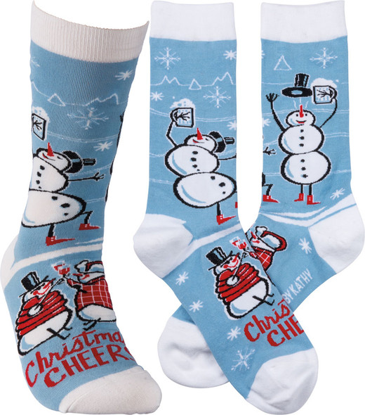 Christmas Cheers Socks