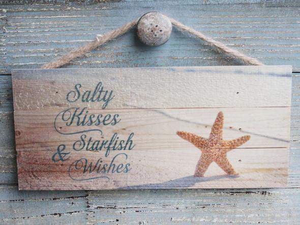 Salty Kisses & Starfish Wishes