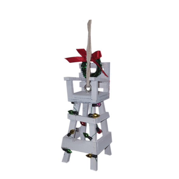 Lifeguard Chair Ornament