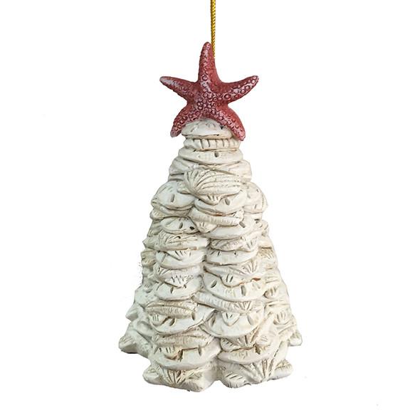 Sand Dollar Tree Ornament