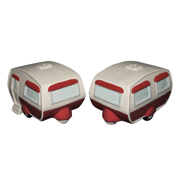 Camper Salt & Pepper Shakers