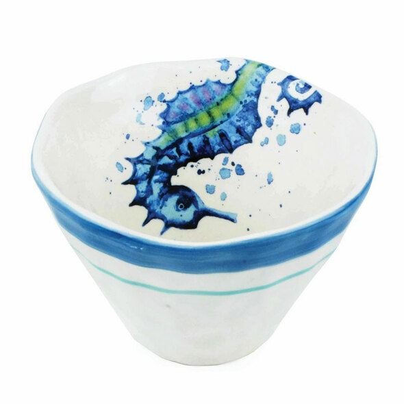 Seahorse Cereal Bowl