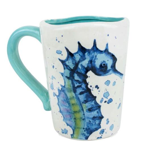 Seahorse Mug