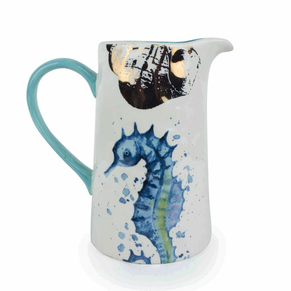 Seahorse Pitcher