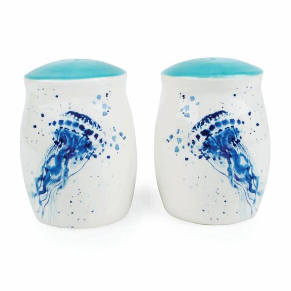 Jellyfish Salt & Pepper Shakers