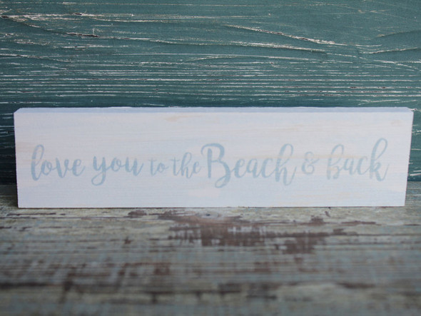 Love You to the Beach & Back