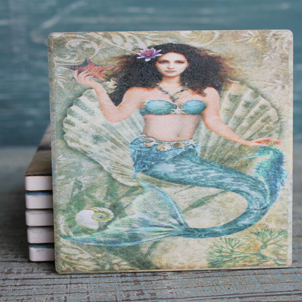 Mermaid Queen of the Sea