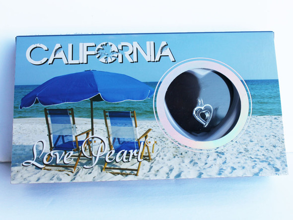 California Heart Love Pearl