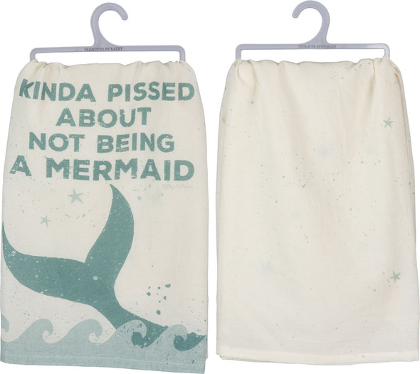 Kinda Pissed About Not Being a Mermaid - Mermaid Tail
