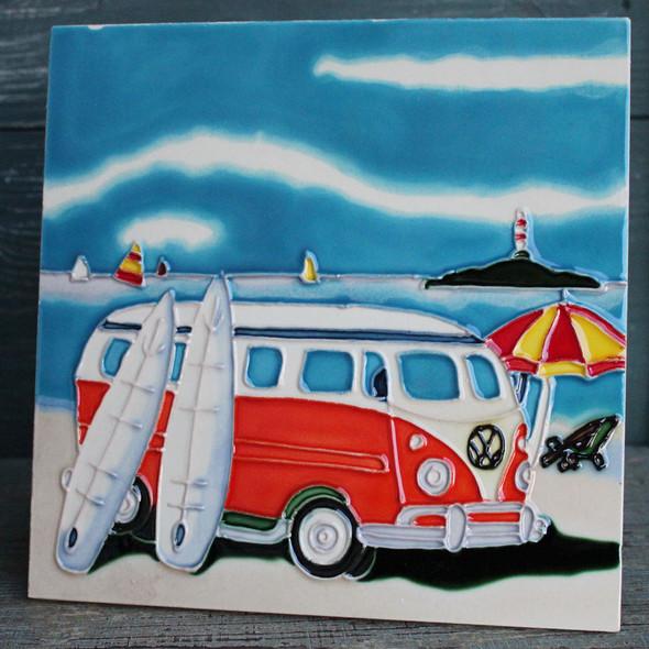 Beach Van Tile
