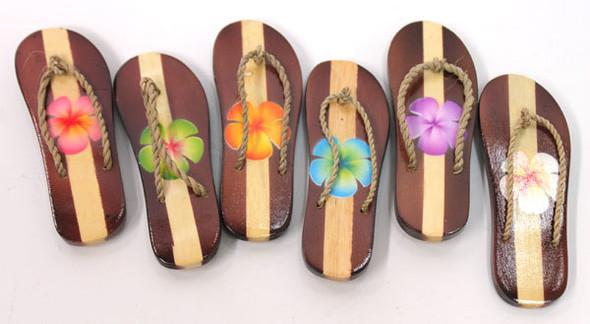Hibiscus Sandal Magnet