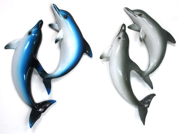 Double Dolphin Magnets