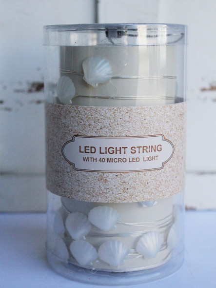 Seashell LED Light String