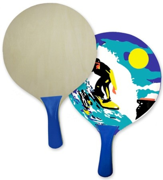 Surfer Paddle Ball Set