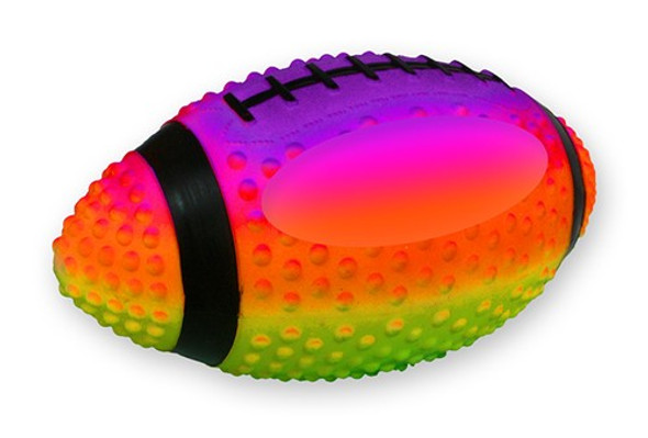 Rubber Neon Football