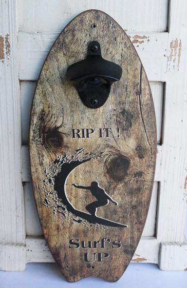 Surf's Up Bottle Opener
