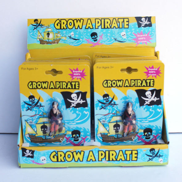 Grow a Pirate - 1 Dozen