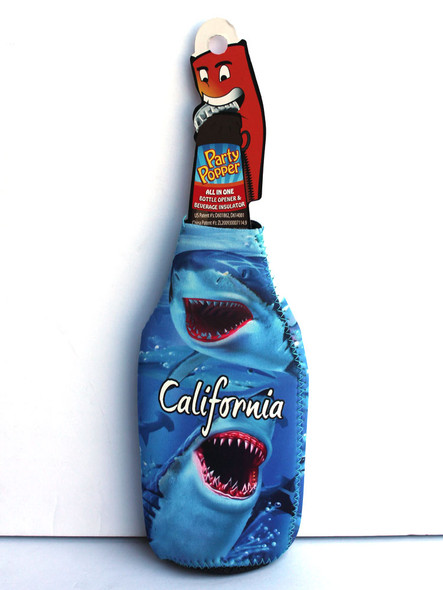California Shark Party Popper