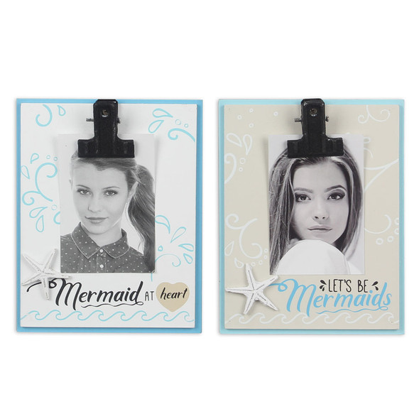 Mermaid Photo Clips