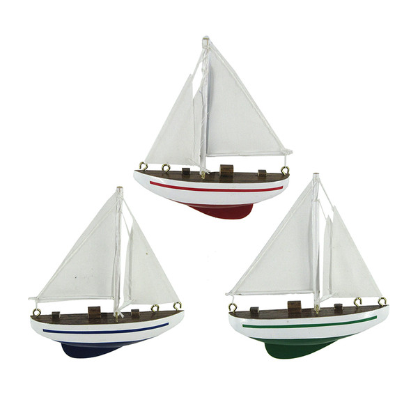Sailboat Magnets
