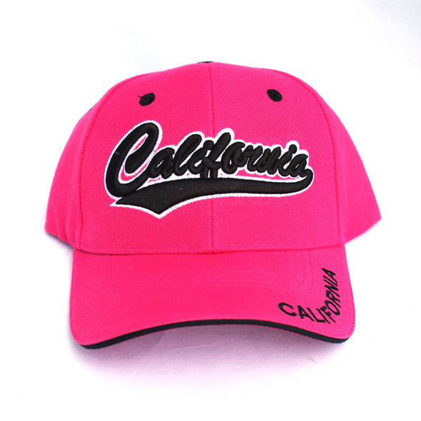 Hot Pink California Hat