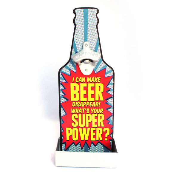 I can make beer disappear, whats your super power?
